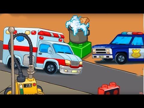 Мультики про машинки для самых маленьких развивающие! детский канал и мультфильмы новинки