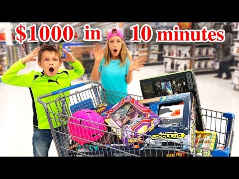$1000-in-10-minutes-shopping-challenge!!!
