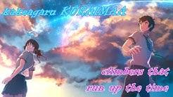 KIMI NO NA WA - Nandemonaiya ~「English and Romaji Lyrics」