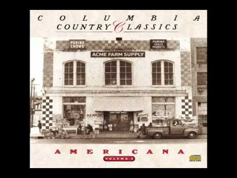 "Columbia Country Classics Volume # 3: Americana (PVA Soundtrack) - # 7.) ""Long Black Veil."""