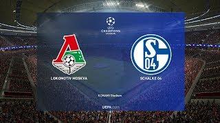 Video Lokomotiv Moscow vs Schalke - UCL 3 October 2018 Gameplay download MP3, 3GP, MP4, WEBM, AVI, FLV Oktober 2018