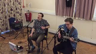 Liam Ward & Malcolm Thorne 'Crescent City Jive' at Phoenix Centre Norwich