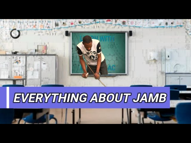 Jamb 2021 Date, Registration And Everything