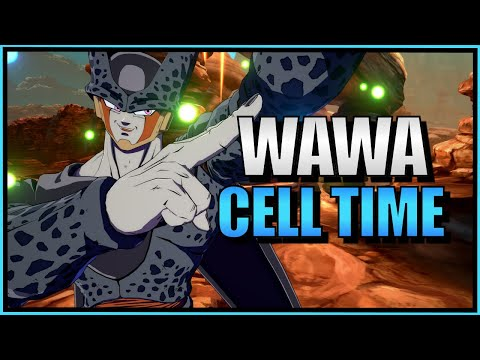 Wawa -   Return Of Perfect Cell  【Dragon Ball FighterZ】 |