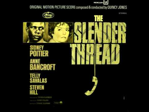 """Quincy Jones 'Aftermath', """"The Slender Thread OST"""" [1966]"""