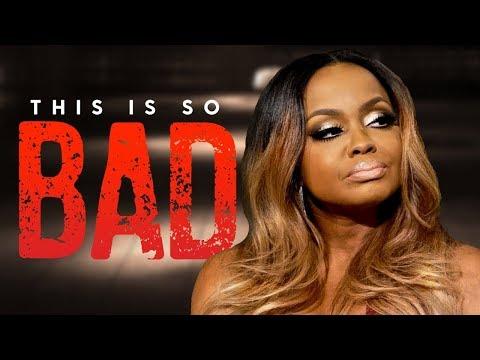 Sad News About Phaedra Parks | RHOA Season 10 Update