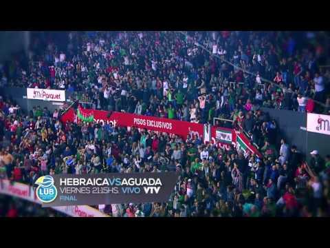 Final: Hebraica M. vs Aguada - Juego 7
