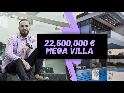 22,5 Millionen Mega Mansion In Dubai