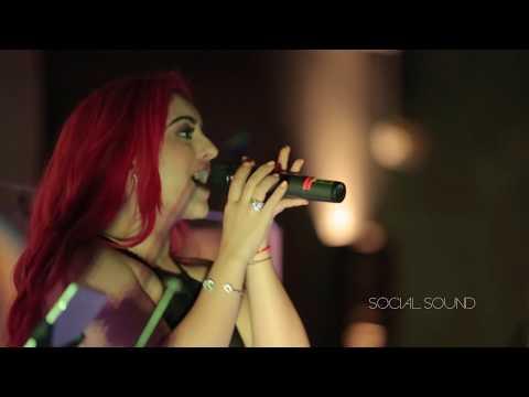 Social Sound Band  The MAPS Backlot - American