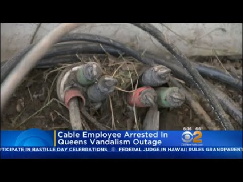 Spectrum Cable Employee Arrested In Connection With Queens Outage