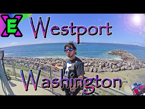 WESTPORT, WASHINGTON ADVENTURE!!!