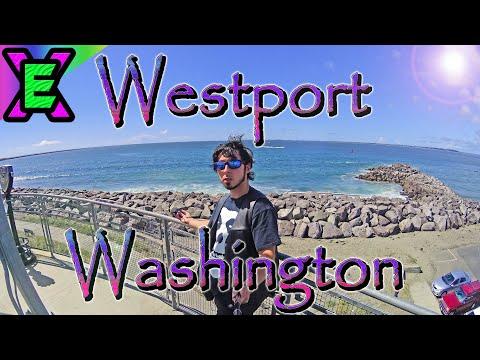 WESTPORT, WASHINGTON ADVENTURE!!!