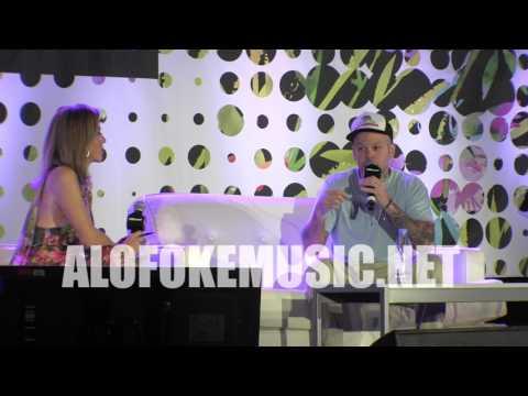 "Magistral charla con ""Residente"" en Latin Billboard 2017!!!"