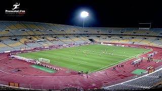 مباراة سموحة vs الأهلي   0 - 0 الجولة الـ 31 الدوري المصري 2017 - 2018