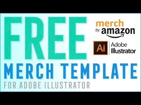 FREE Merch by Amazon Template