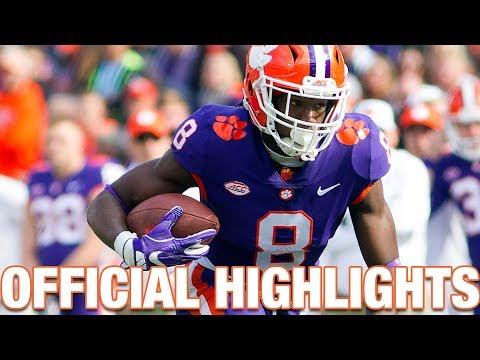 Deon Cain Official Highlights | Clemson WR