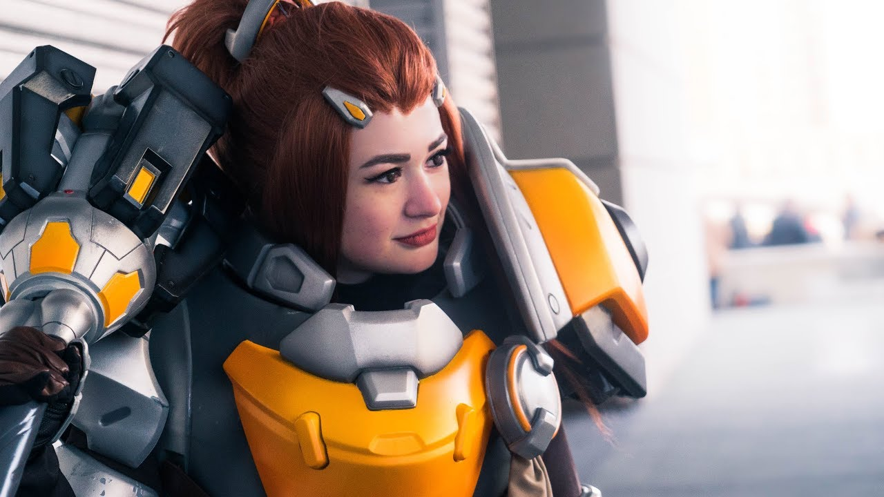 Creating The Brigitte Cosplay For Overwatch Youtube
