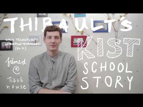 [KIST School] Ep.1: How Thibault, an alumni from France, met his wife in Korea