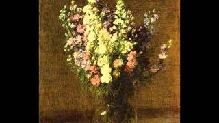 Henri Fantin-Latour Paintings with Grieg - Notturno Op. 54 No.4