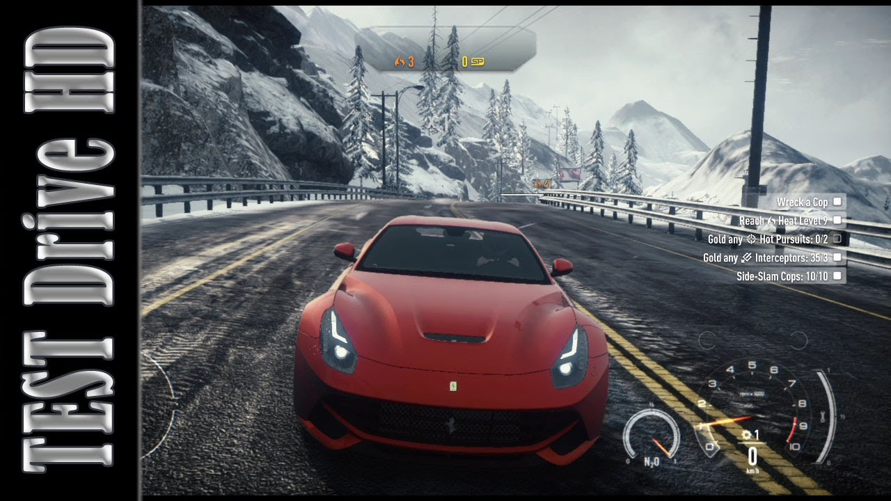 ferrari f12 berlinetta need for speed rivals test drive hd youtube. Black Bedroom Furniture Sets. Home Design Ideas