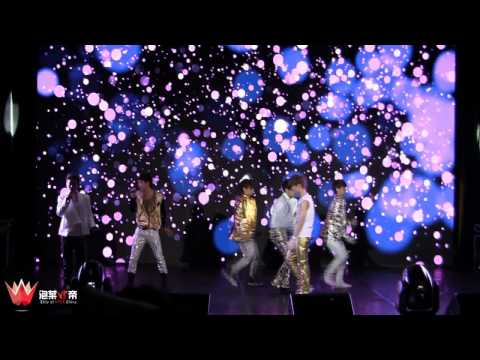 [FANCAM]120401 EXO Beijing Showcase Angel