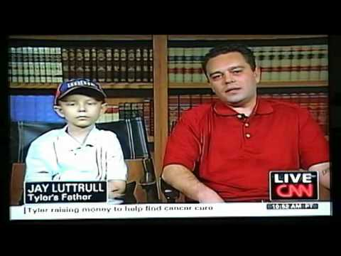 Cancer Fighter on CNN