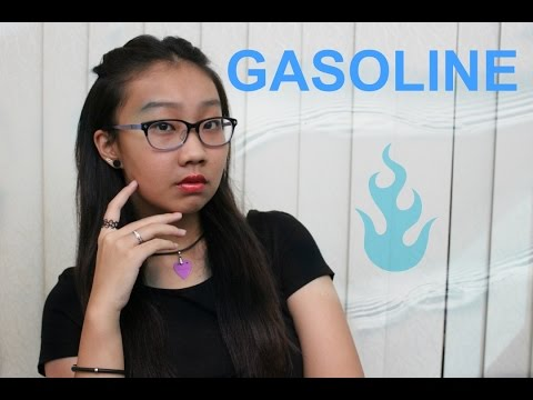 Gasoline - Halsey (Cover)
