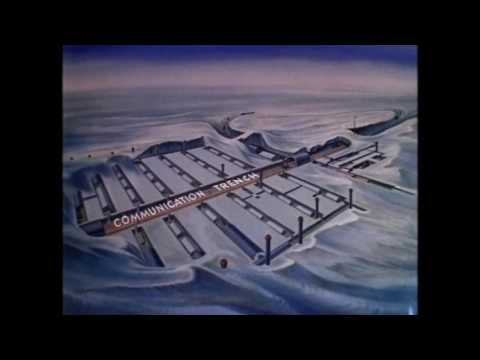 Nuclear Base Below Greenland (1963)