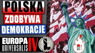 Polska obrońcą Demokracji ⛽ Alternatywna Historia Polski  EU4 PL 3/3