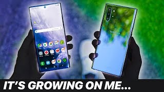 Samsung Galaxy Note 10+ | 36 Hours Later - My Impressions