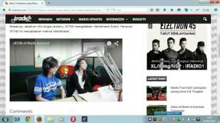 CARA MUDAH DOWNLOAD SEMUA FILE VIDEO DI INTERNET DENGAN Mozilla Firefox