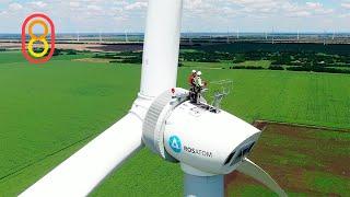 Миллиарды в ветер — САМЫЙ мощный ветропарк в России!