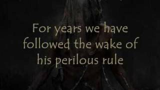 Whitechapel -- Messiahbolical Lyrics (ONSCREEN)
