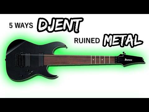 5 Ways Djent RUINED Metal!
