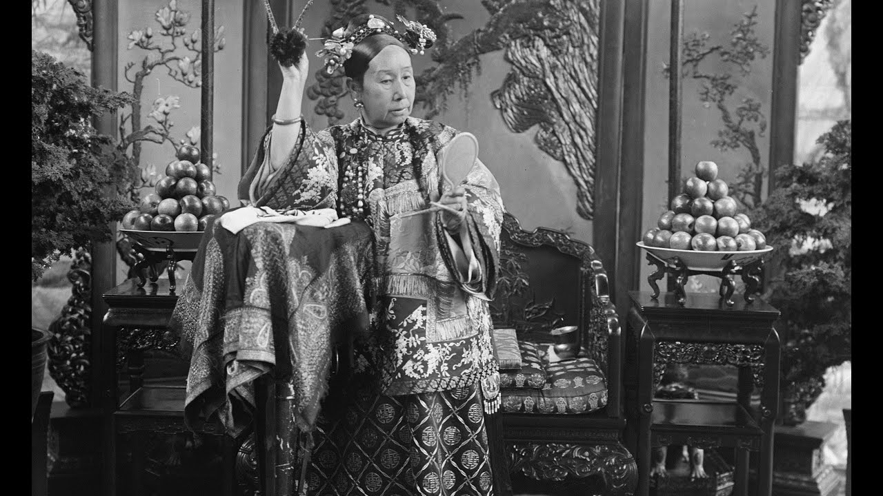a biography of tzu hsi the empress dowager of china With the empress dowager of china letters from china, with particular reference to the empress dowager and the women of china apr 10, 2009 04/09.