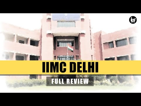 INDIAN INSTITUTE Of Mass Communication In Depth Analysis | Placements | Admission | Fee |