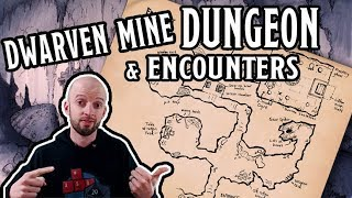 Have a Dungeon! Drawing and Encounter Design