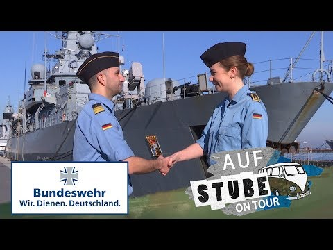 #53 Auf Stube on Tour: Der Schiffsarzt der Fregatte Bayern - Bundeswehr