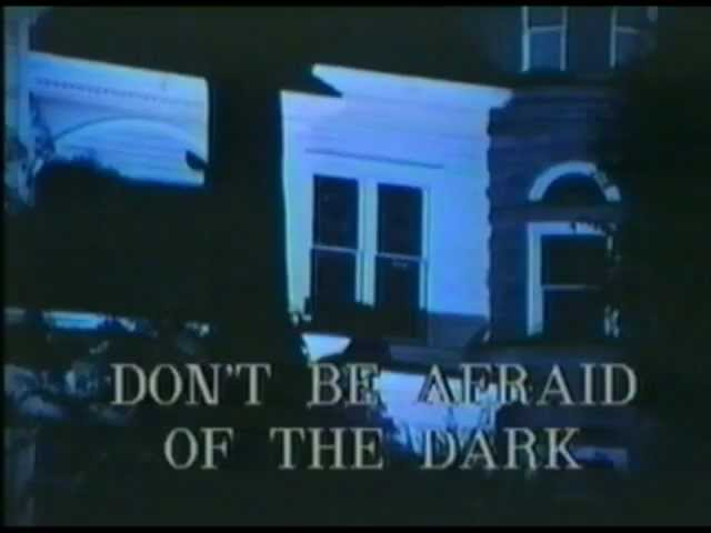 Don't Be Afraid Of The Dark Trailer (1973-USA version)