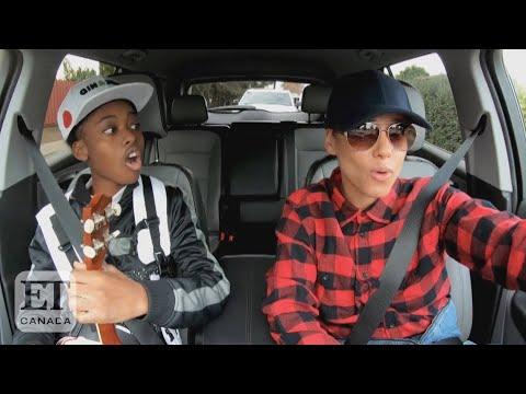 Download Alicia Keys Shocks Fans As Their Lyft Driver