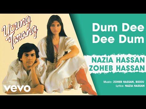 Dum Dee Dee Dum - Young Tarang | Nazia Hassan &  Zoheb Hassan (Official Audio)