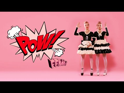 FEMM - PoW! (Music Video)