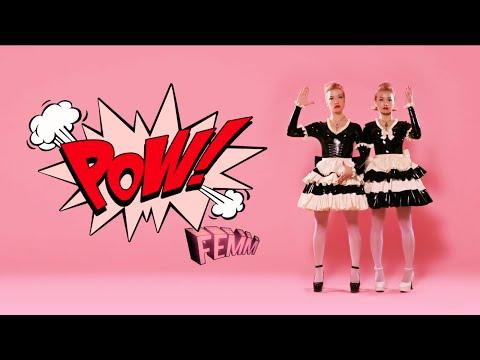FEMM - PoW! (Music Video)