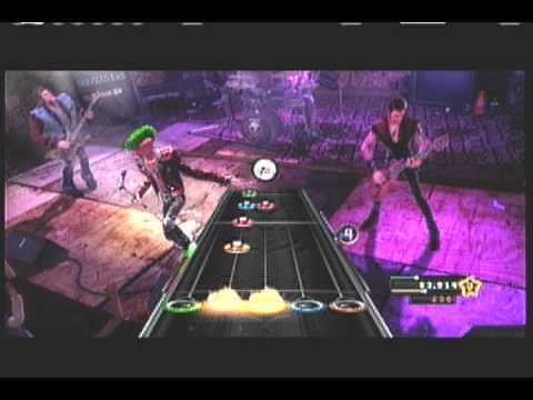 Kung Fu Fighting 100% FC Guitar Hero: Warriors of Rock