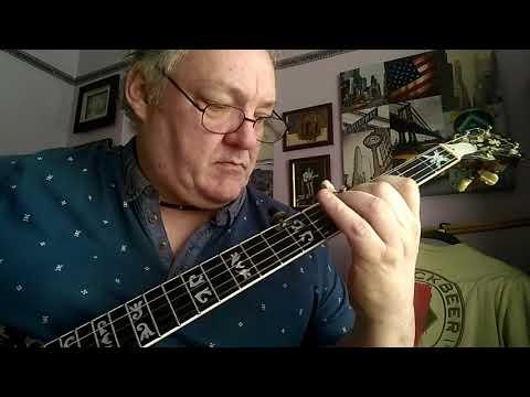 Banjo Lesson series 1 11 of 11 Bonus Lesson  Brown County Breakdown with Paul Drummond