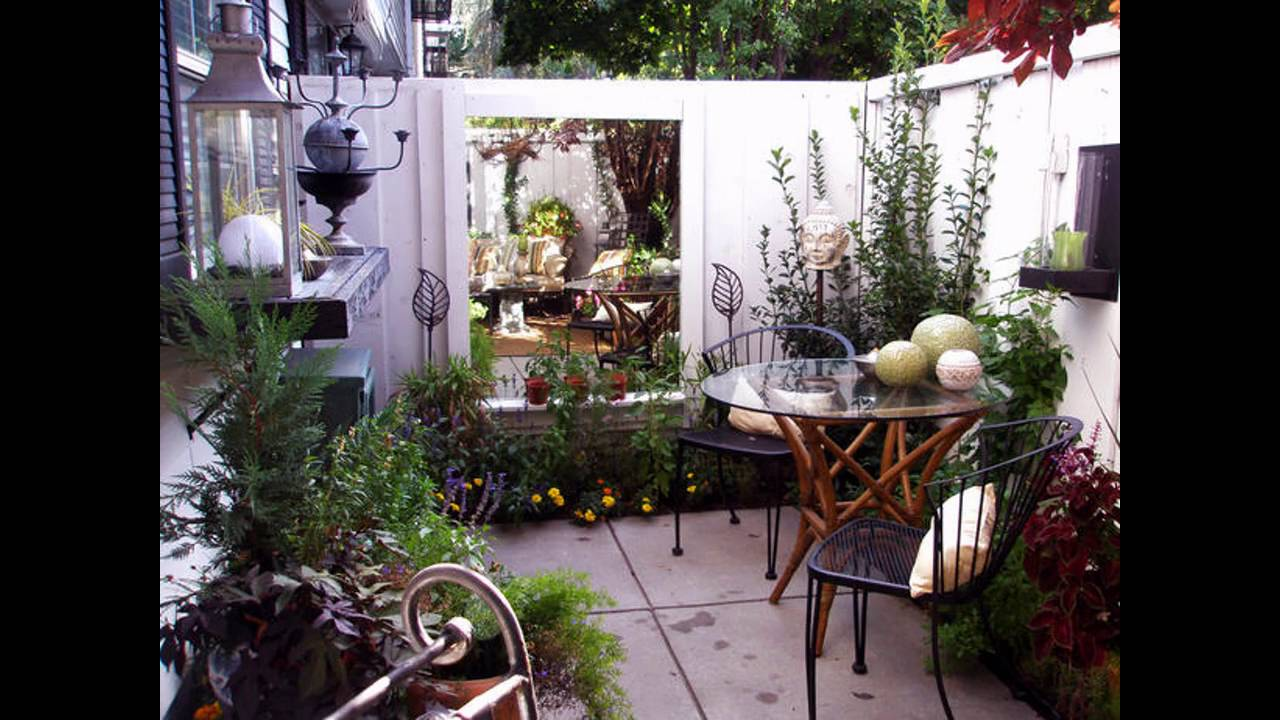 Easy Patio decorating ideas on a budget - YouTube on Patio Decor Ideas Cheap id=31226
