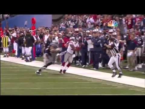 [Highlight] Super Bowl XLVI, Eli Manning to Mario Manningham