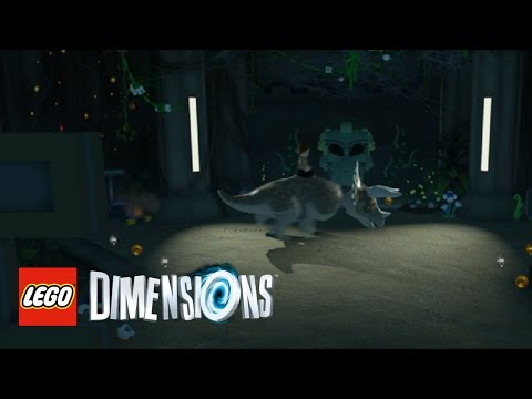 LEGO Dimensions - How To Find The Silurian Ark