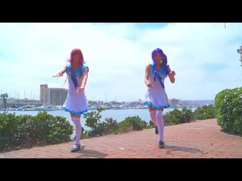 【MIRAI☆STARS】Toluthin Antenna Lllトゥルティンアンテナlll【踊ってみた】【AnimeConji2014】