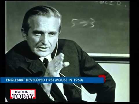 Doug Engelbart, inventor of computer mouse, passes away at 88